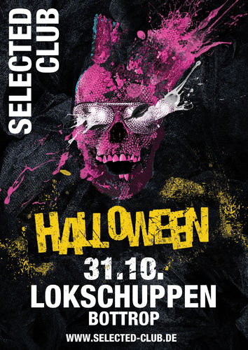 EARLY BIRD-Ticket - selected club - 31.10.2019 - Lokschuppen Bottrop